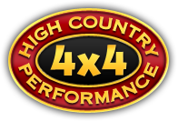 High Country Performance 4x4 Logo
