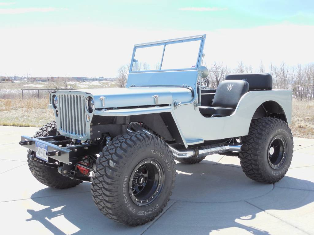 High Country Chevy >> Photo Gallery - Jeep Flattys - Flat Fender Builds, Restomods, Restores