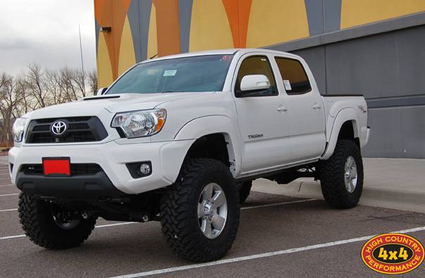 "Toyota Service Appointment >> Photo Gallery - 2014 Tacoma w/ 6"" BDS Lift & 285 75 18 Toyo Tires"