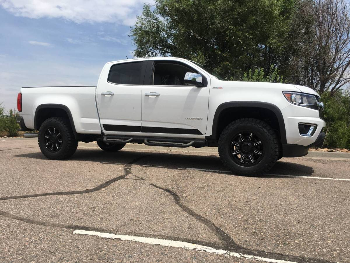 2016 chevy colorado duramax with icon stage 2 suspension. Black Bedroom Furniture Sets. Home Design Ideas