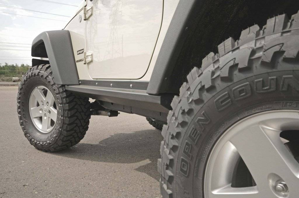 """2012 JEEP JK AEV 3.5"""" DUAL SPORT SUSPENSION ON 35"""" TOYO M/T TIRES WITH AEV BUMPERS AND TERAFLEX ..."""