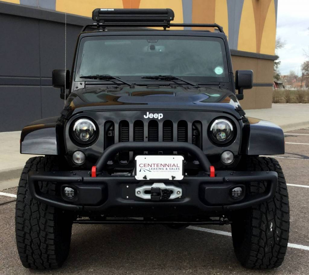 2016 Jeep Jku Aev 3 5 Quot Dual Sport Suspension On 35 Quot Toyo Open Country Atii Tires
