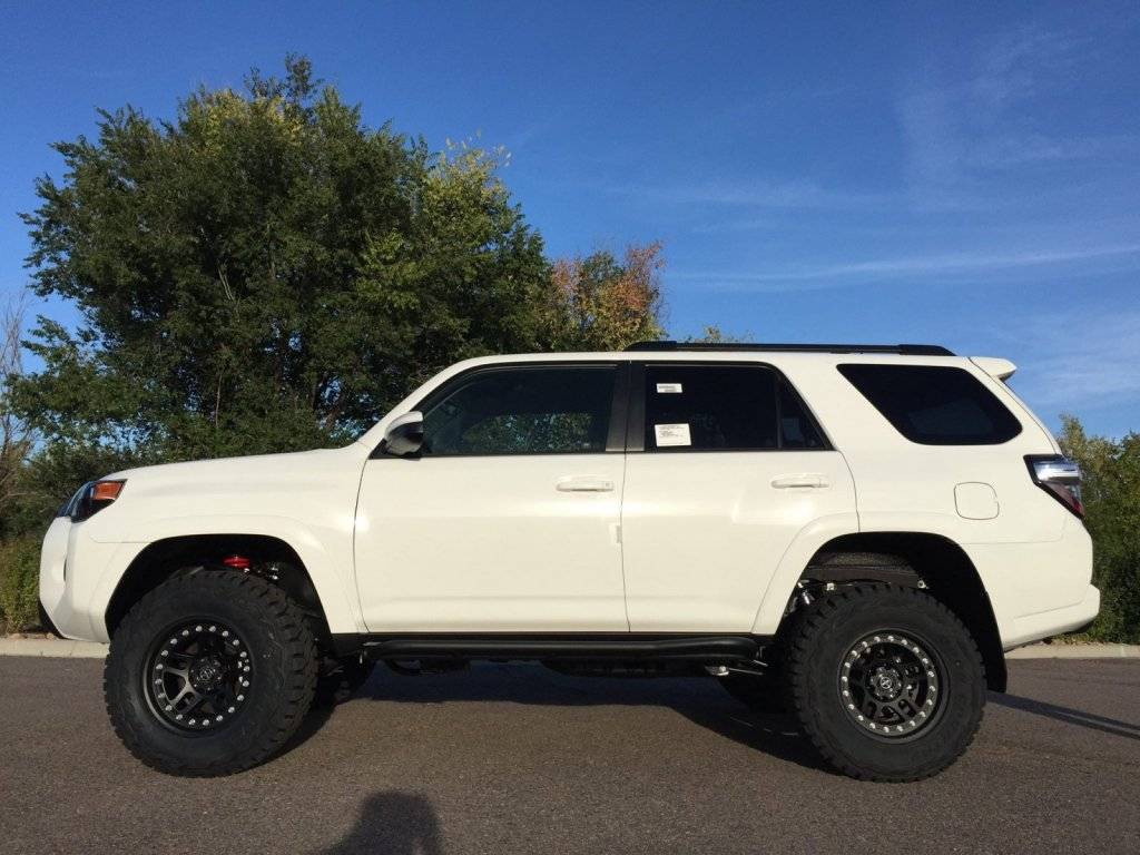 "Ford Racing Parts >> 2014 TOYOTA 4RUNNER ""STORM TROOPER"""
