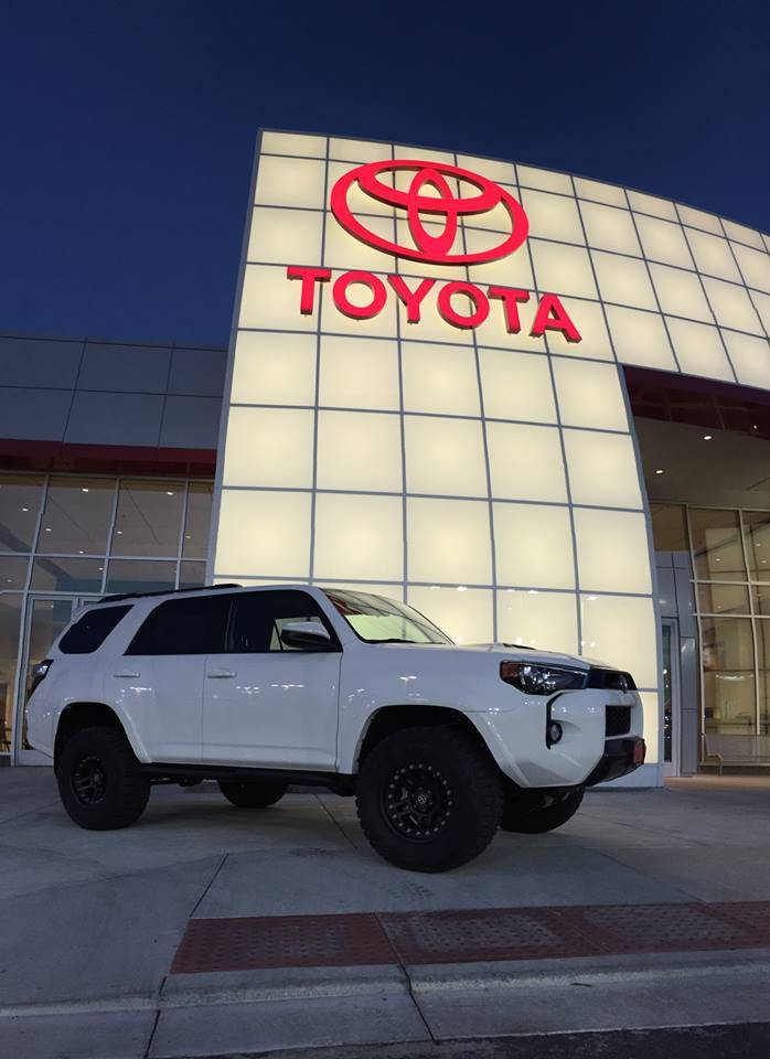 """High Country Chevy >> 2014 TOYOTA 4RUNNER """"STORM TROOPER"""""""