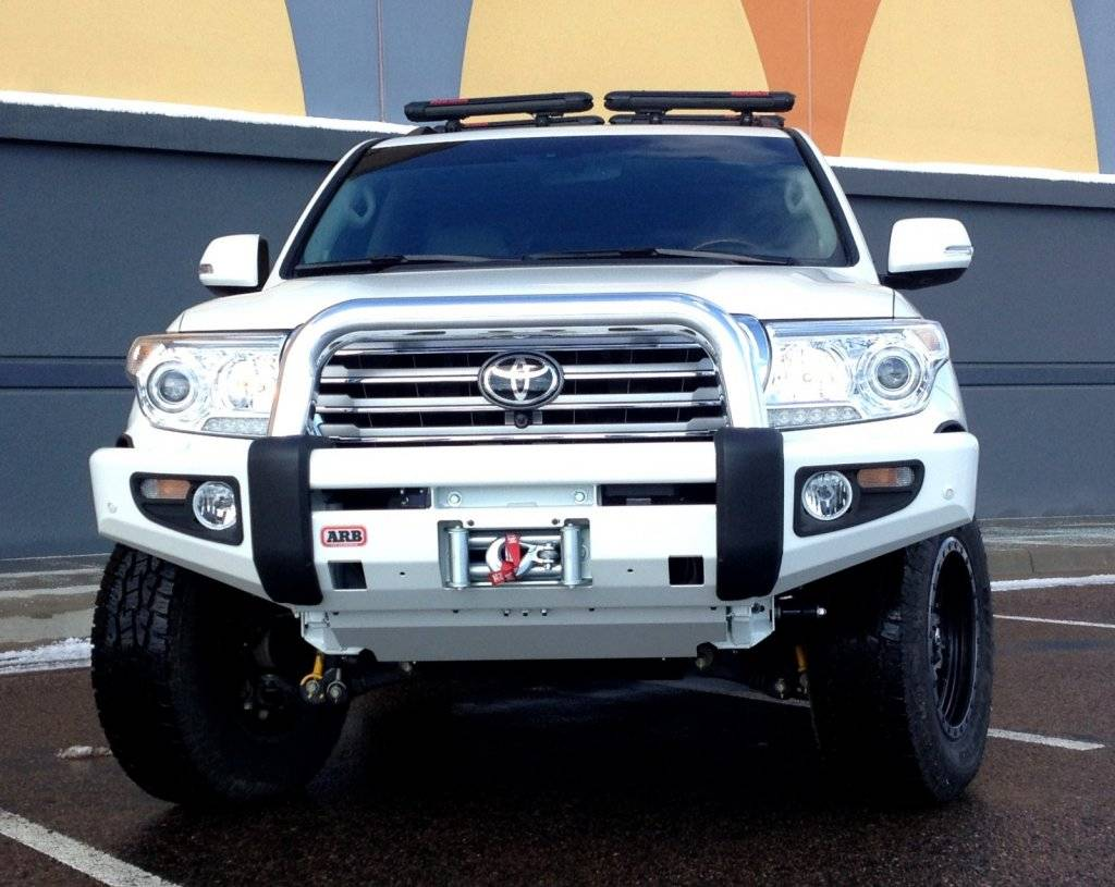 2015 Toyota Land Cruiser Ome 2 Suspension Arb Bumpers Ii