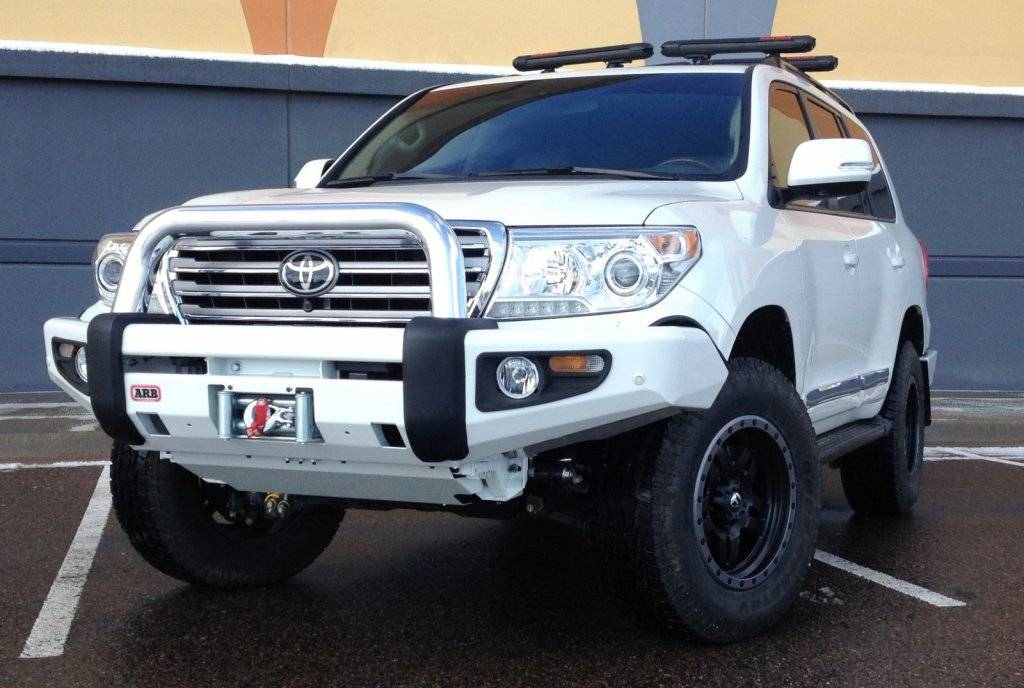 "Toyota Service Appointment >> 2015 TOYOTA LAND CRUISER OME 2"" SUSPENSION ARB BUMPERS"