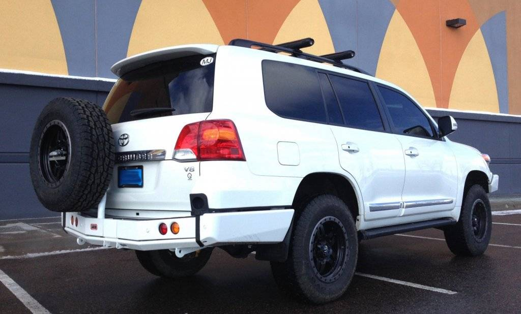 """Toyota Tire Deals >> 2015 TOYOTA LAND CRUISER OME 2"""" SUSPENSION ARB BUMPERS"""