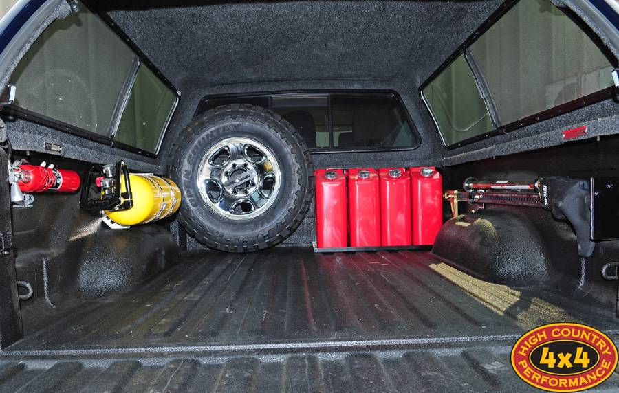 2012 Dodge Ram 2500 Power Wagon W Leveling Kit