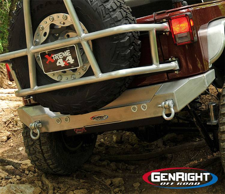GenRight Offroad Automotive Accessories