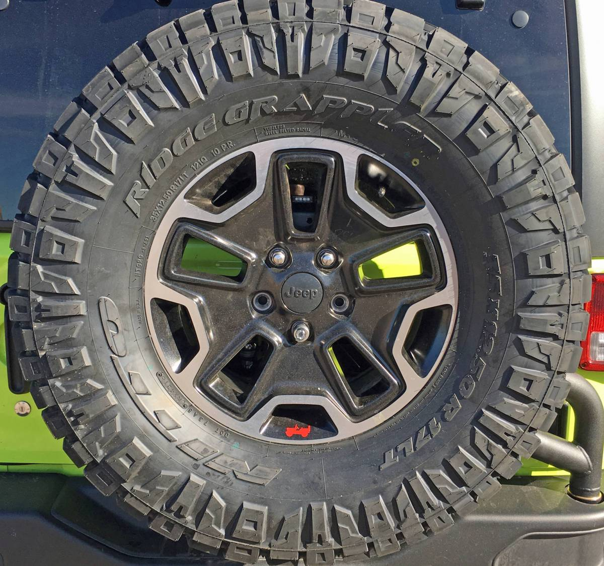 """High Country Tire >> 2016 JEEP JKU HARD ROCK EDITION AEV 3.5"""" SC SUSPENSION ON ..."""
