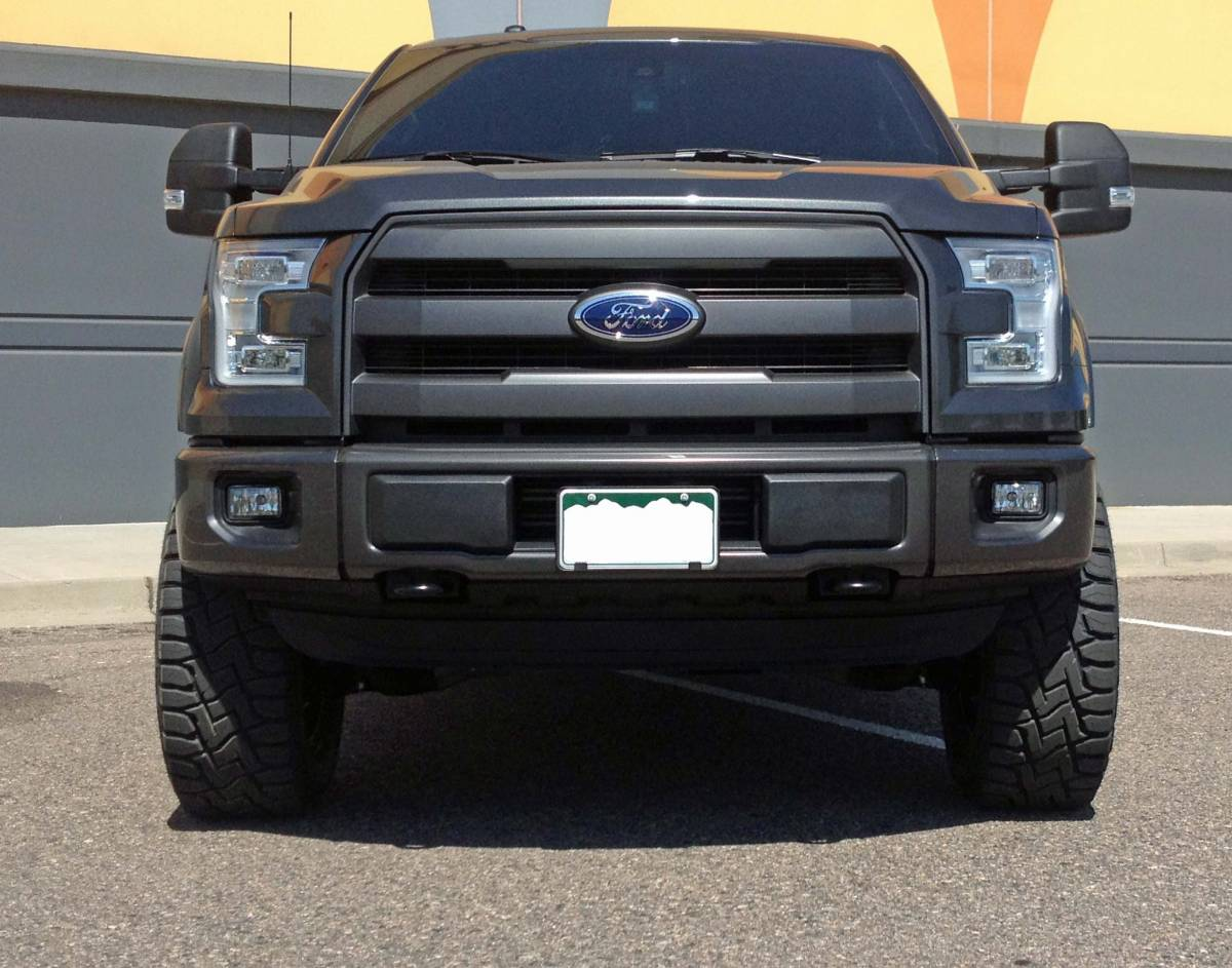 """2016 Ford Super Duty >> 2016 FORD F150 LARIAT KING 6"""" SUSPENSION LIFT"""