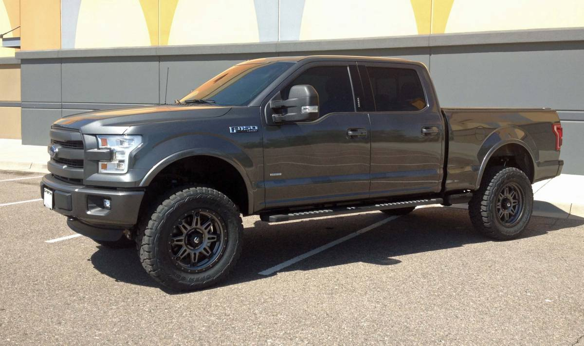 2016 Ford F150 Lariat King 6 Quot Suspension Lift