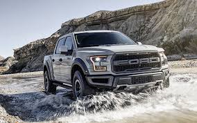 FORD - FORD RAPTOR 2ND GENERATION (2017+)