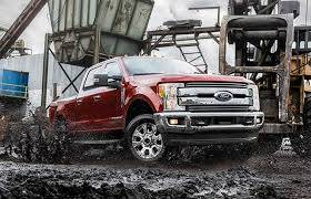 FORD - FORD F250/F350 SUPER DUTY TRUCKS (2017+)