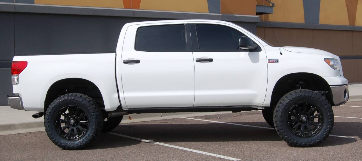 "Toyota Service Appointment >> 2012 TOYOTA TUNDRA BDS 7"" SUSPENSION LIFT WITH 37"" TOYO OPEN COUNTRY M/T TIRES (BUILD #49970/46997)"