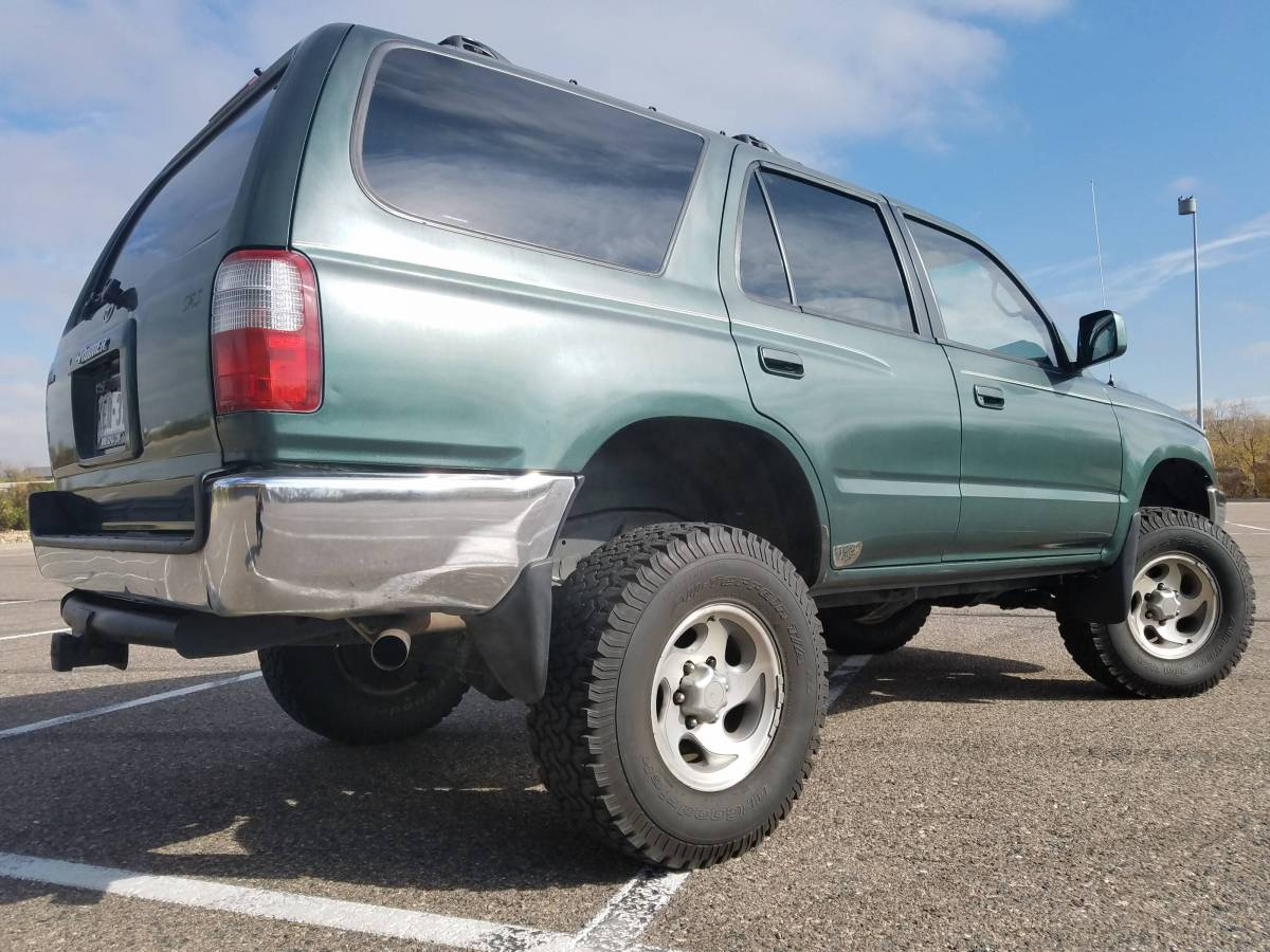 31x10 50r15 Tires >> 1997 TOYOTA 4RUNNER