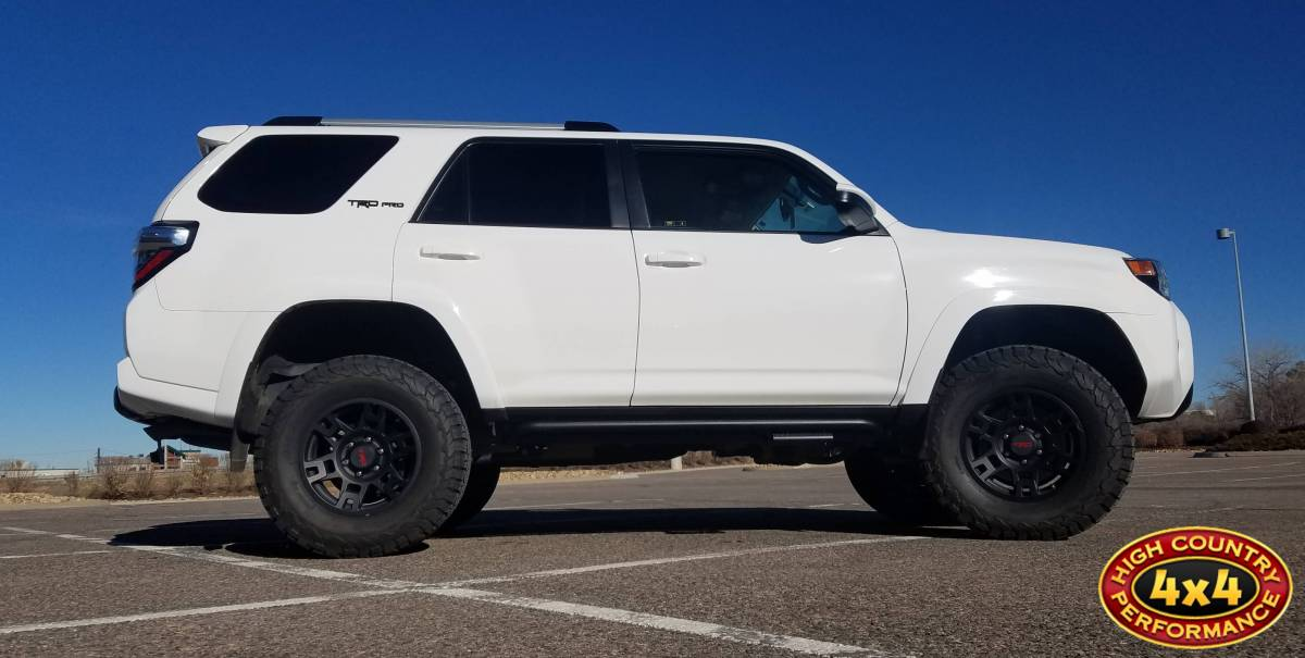 Toyota Service Appointment >> Toyota 4Runner White TRD Pro