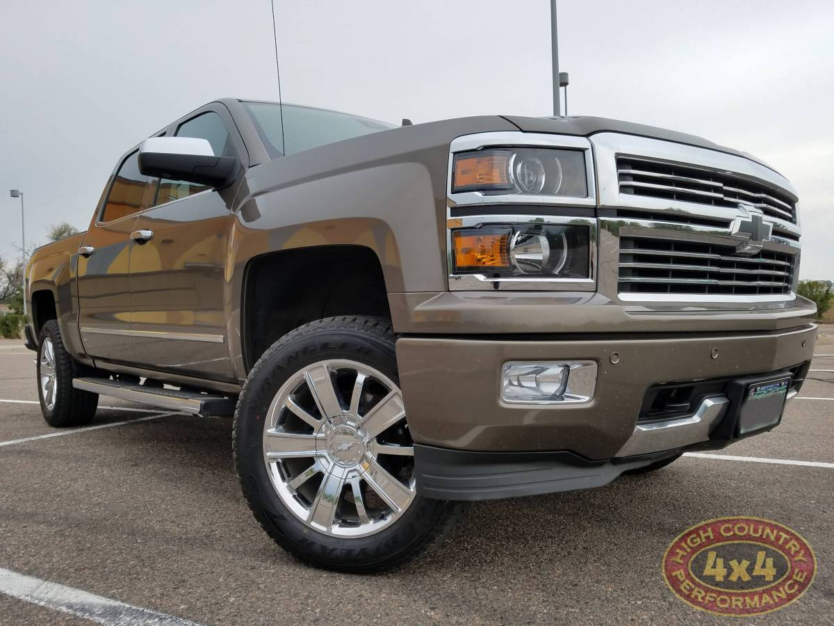 2015 Chevy Silverado Lifted >> 2015 Chevy 1500 Tan