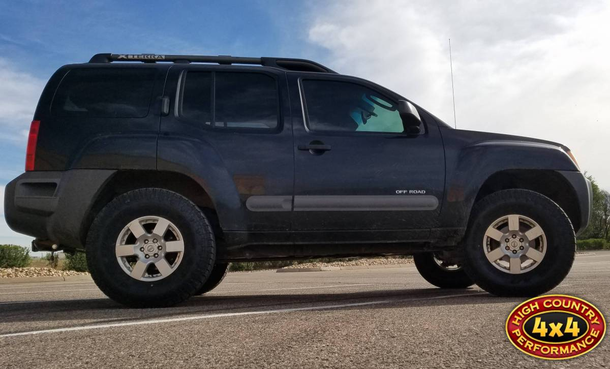 High Country Chevy >> 2008 NISSAN XTERRA BLACK