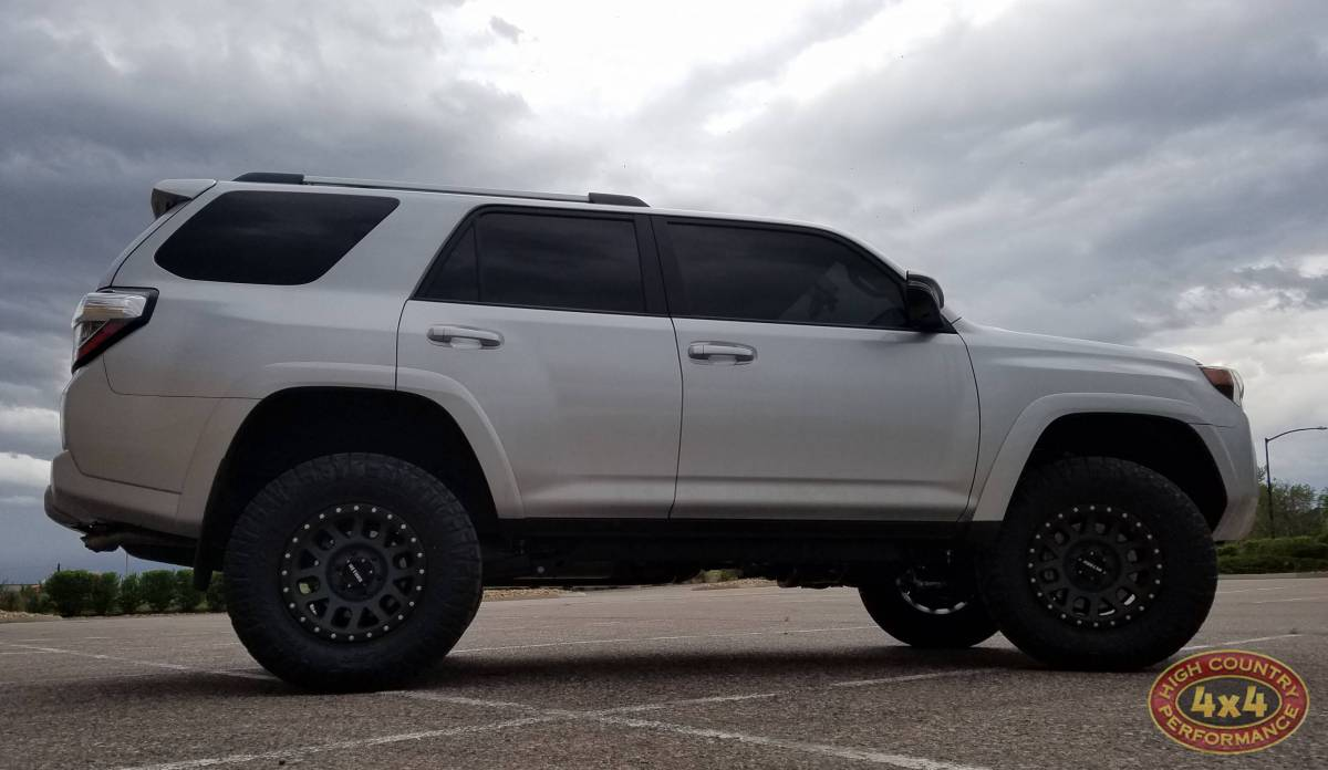 2016 toyota 4runner trail edition silver. Black Bedroom Furniture Sets. Home Design Ideas