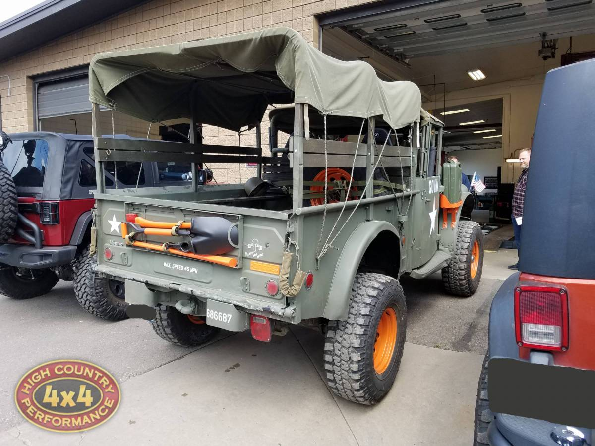 Toyota Service Appointment >> 1954 DODGE M37