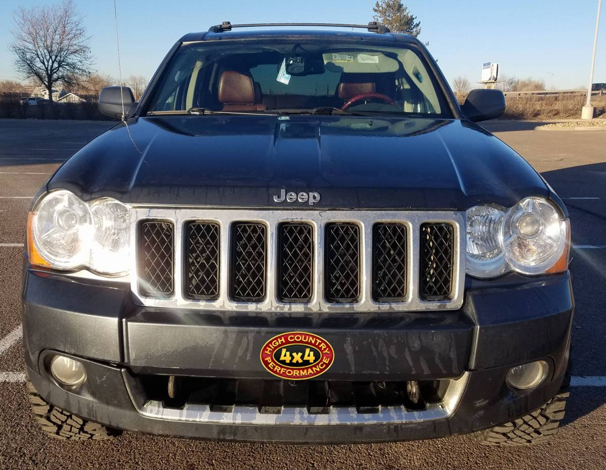 High Country Chevy >> 2008 JEEP GRAND CHEROKEE WK