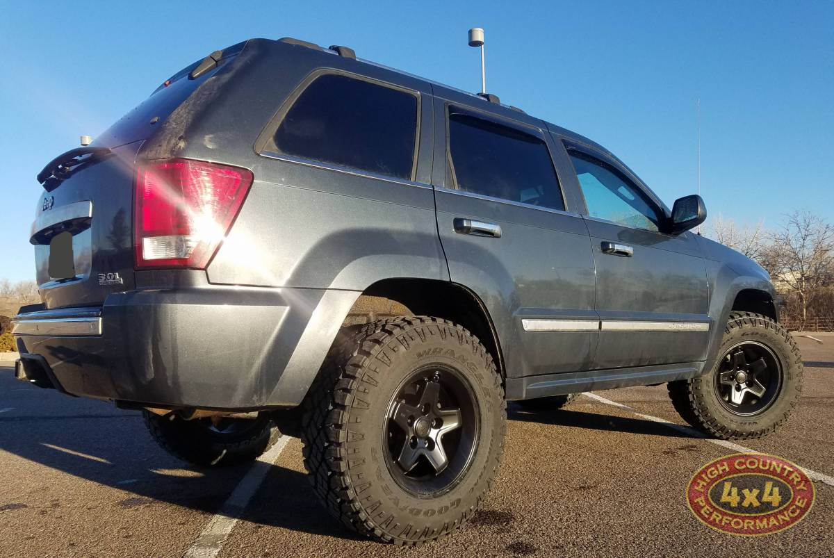 Toyota Service Appointment >> 2008 JEEP GRAND CHEROKEE WK