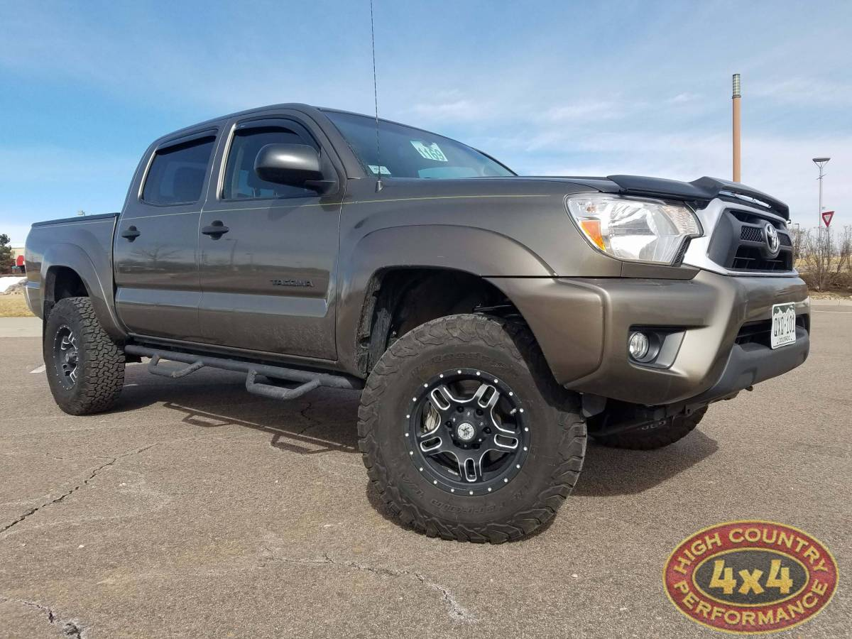 clean toyota title tacoma white rg