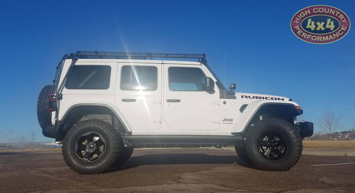 High Country Chevy >> 2018 JEEP WRANGLER JL RUBICON WHITE