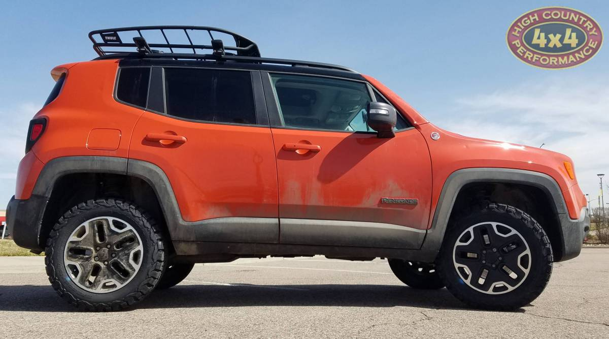 Lifted Jeep Renegade >> 2017 JEEP RENEGADE TRAIL HAWK ORANGE