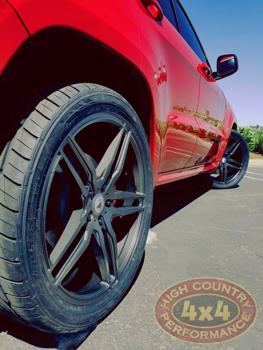 High Country Chevy >> 2015 JEEP GRAND CHEROKEE SRT8 RED