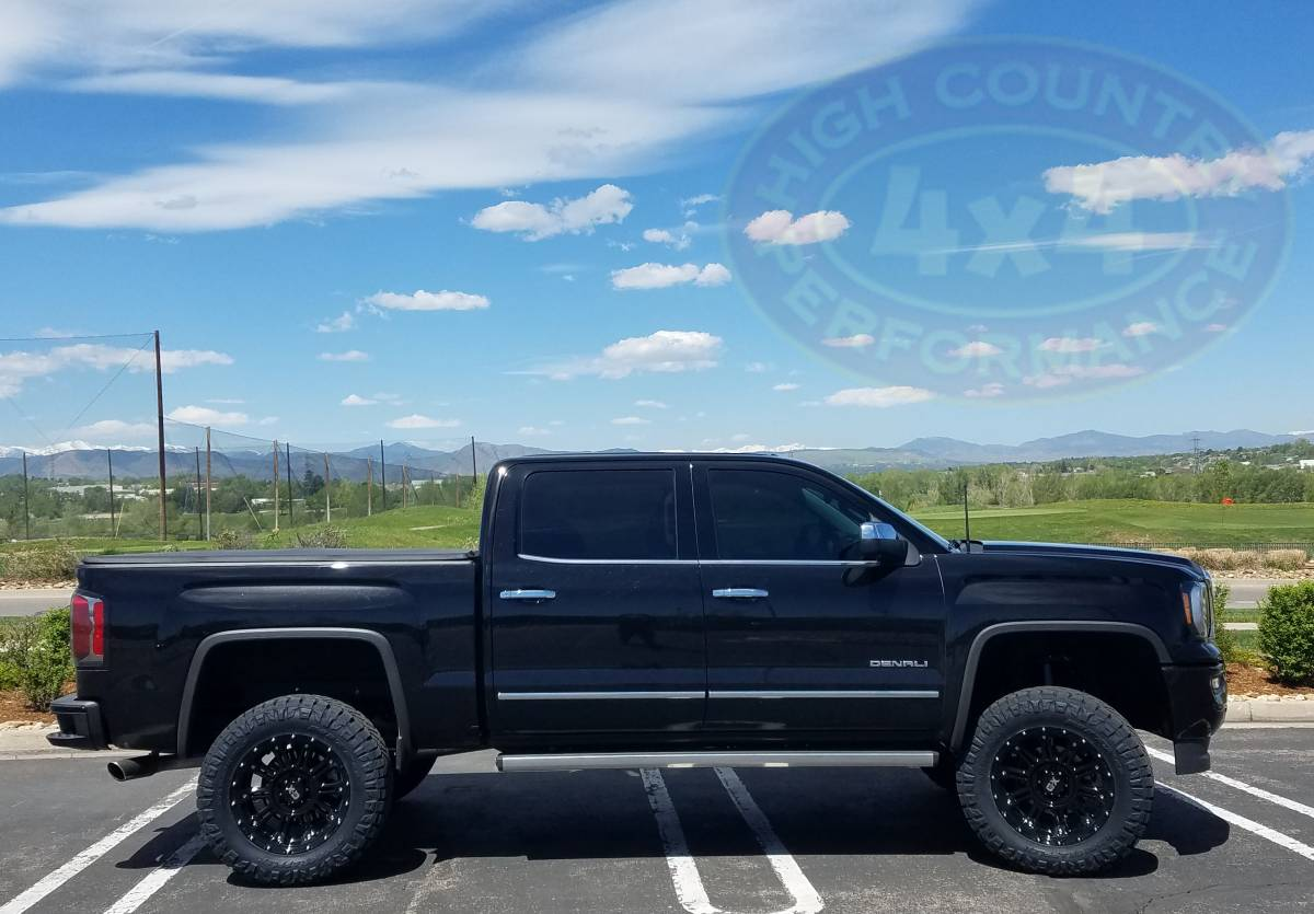 Gmc Customer Service >> 2018 GMC SIERRA 1500 BLACK