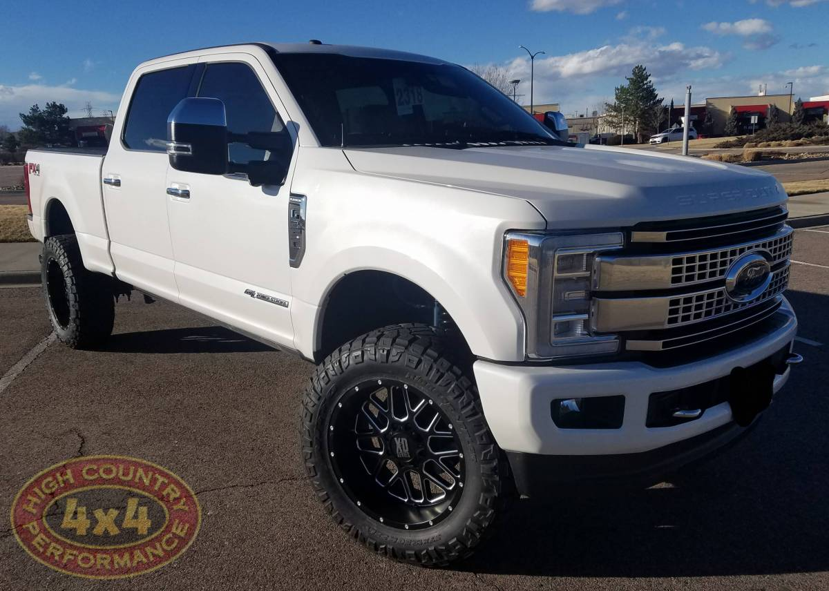 2018 ford f350 carli 2 5 pintop suspension build84902