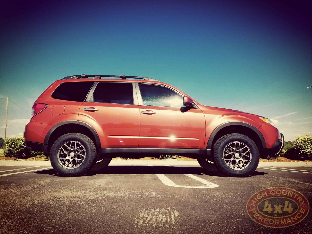 High Country Chevy >> 2010 SUBARU FORESTER ORANGE