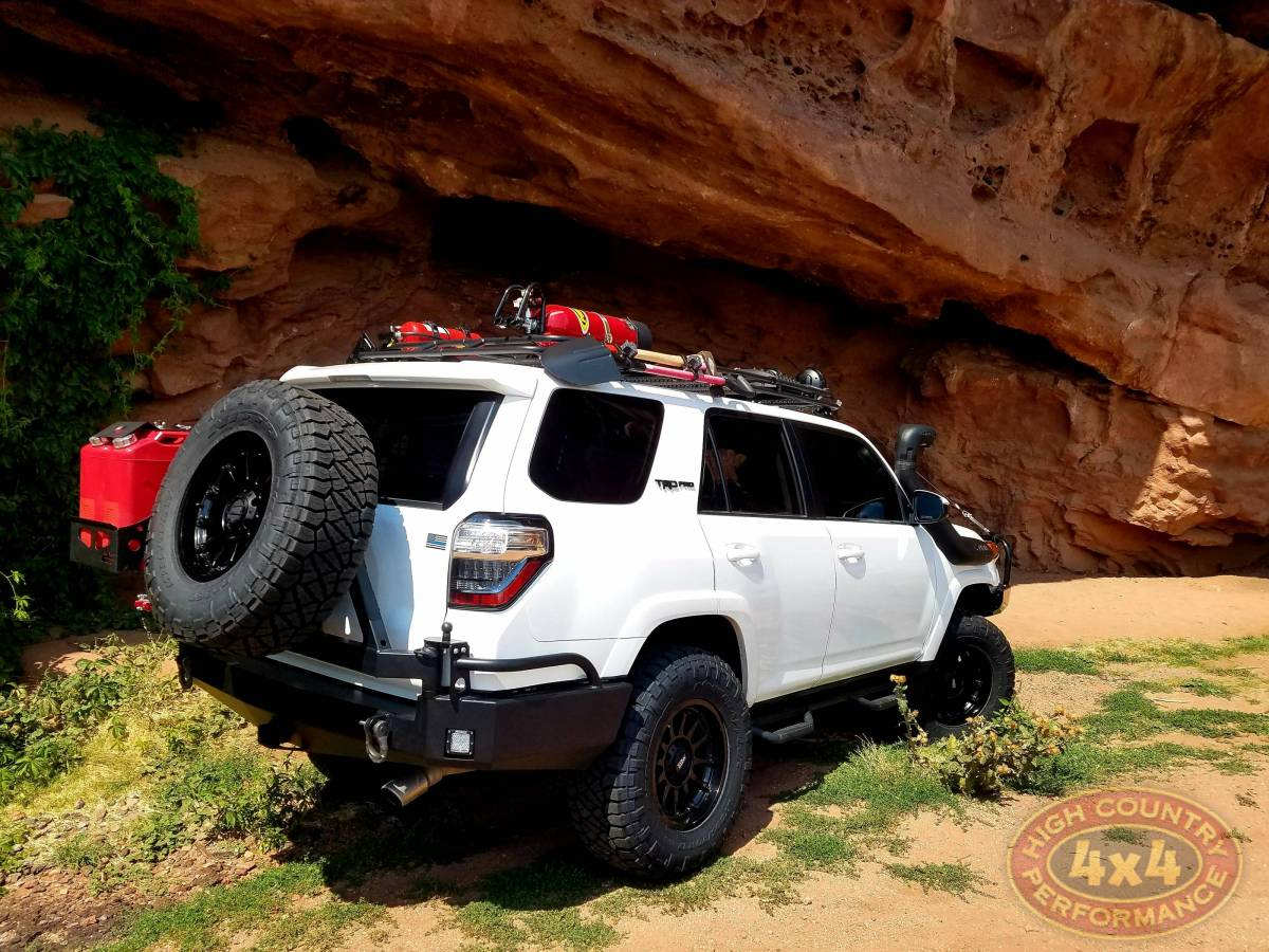 Build A Toyota >> 2016 TOYOTA 4RUNNER WHITE TRD