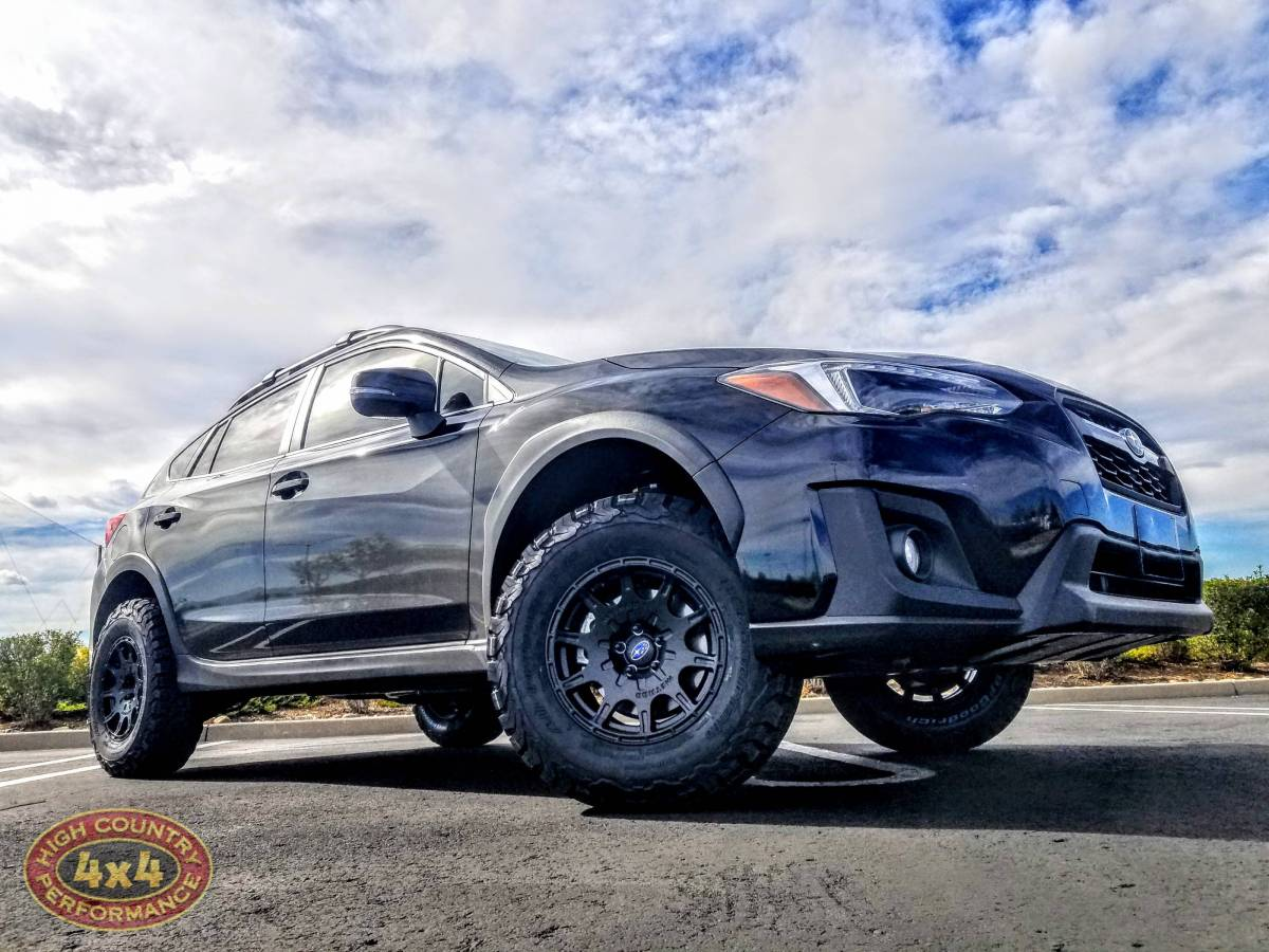 2019 Subaru Xv Crosstrek Readylift 2 Sst Lift Kit Build 89075