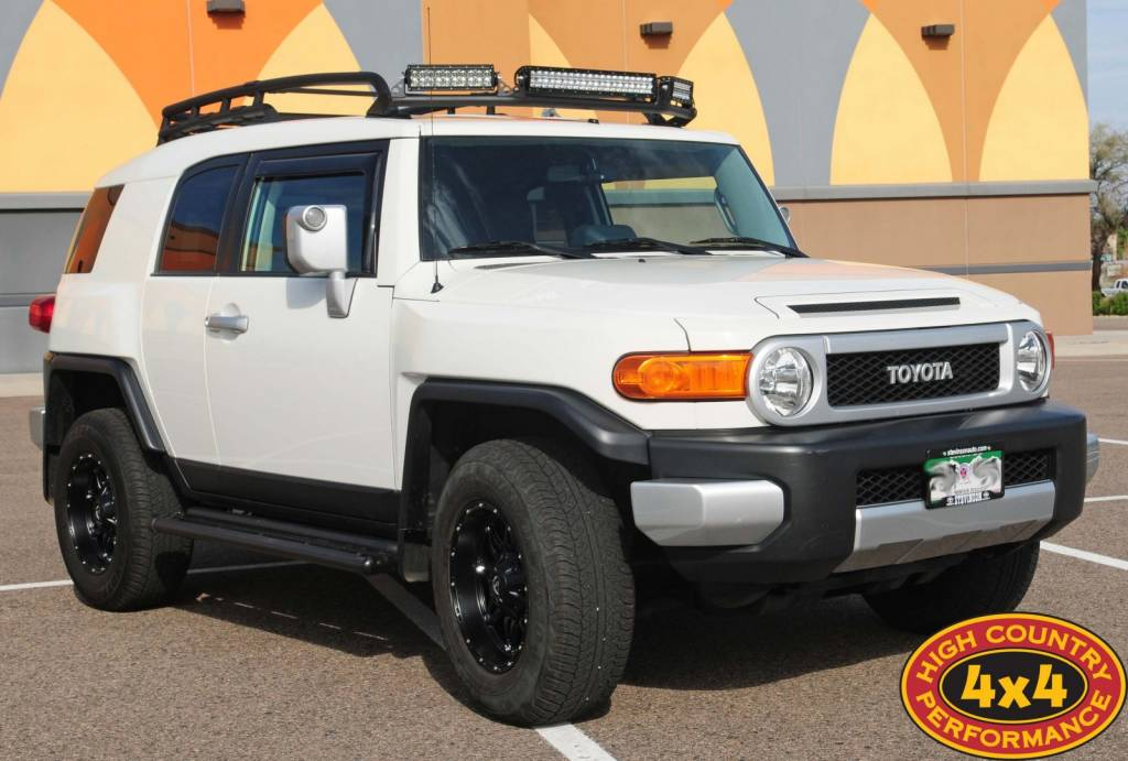 Photo gallery 2010 fj cruiser with rigid industries led lights 2010 fj cruiser with one 20 rigid industries spot e series light bar and two 10 rigid industries flood e series light bars mounted on the rigid industries aloadofball Choice Image