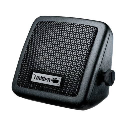 External speaker for cb