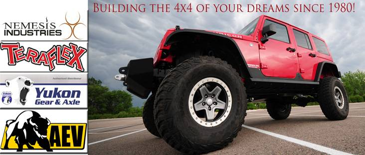 Jeep JK modifications to fit your dreams and needs!
