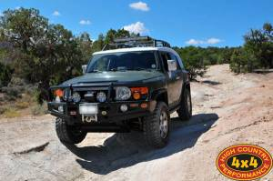 Toyota Build Packages - FJ Cruiser Build Packages