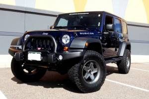 "HCP 4x4 Vehicles - 2013 JKUR AEV 2.5"" DUAL SPORT SUSPENSION ON 34"" TOYO A/TII TIRES WITH AEV BUMPERS - Image 1"