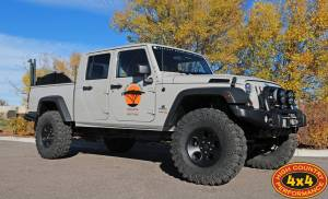 "HCP 4x4 Vehicles - 2013 JEEP JK AEV BRUTE DOUBLE CAB AEV 4.5"" DUAL SPORT RS SUSPENSION ON 37"" IROK TIRES AND AEV SAVAGRE WHEELS - Image 1"