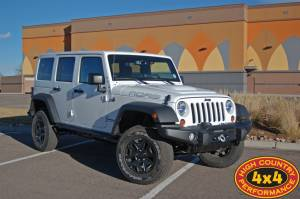 """HCP 4x4 Vehicles - 2013 JEEP JKU MOAB EDITION AEV 2.5"""" DUAL SPORT SUSPENSION ON 32"""" GOODYEAR WRANGLERS WITH AEV BUMPERS (BUILD#48816)"""