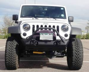 "HCP 4x4 Vehicles - 2014 AEV 3.5"" SC SUSPENSION, 35"" TOYO MT'S, POISON SPYDER BUMPERS"
