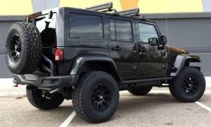 "HCP 4x4 Vehicles - 2016 JEEP JKU AEV 3.5"" DUAL SPORT SUSPENSION ON 35"" TOYO OPEN COUNTRY ATII TIRES"