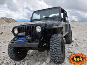 "HCP 4x4 Vehicles - 1997 TJ W/ BDS 3"" LIFT, NEMESIS ARMOR"