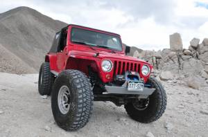 HCP 4x4 Vehicles - 2006 LJ WITH NEMESIS ARMOR AND DYNATRAC AXLES