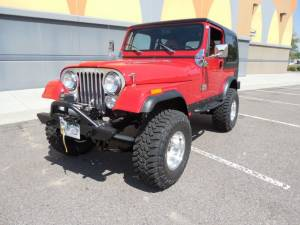 "HCP 4x4 Vehicles - CJ7 W/ 2.5"" FRAME OFF BUILD - Image 1"