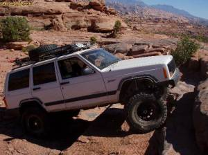 "HCP 4x4 Vehicles - 2001 JEEP CHEROKEE XJ BDS 6"" LONG ARM SUSPENSION KIT"