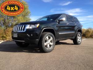 HCP 4x4 Vehicles - Grand Cherokee WK2